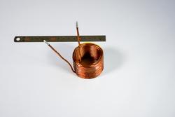 リッツ線丸形空芯コイル