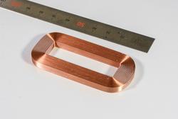丸線角型空芯コイル
